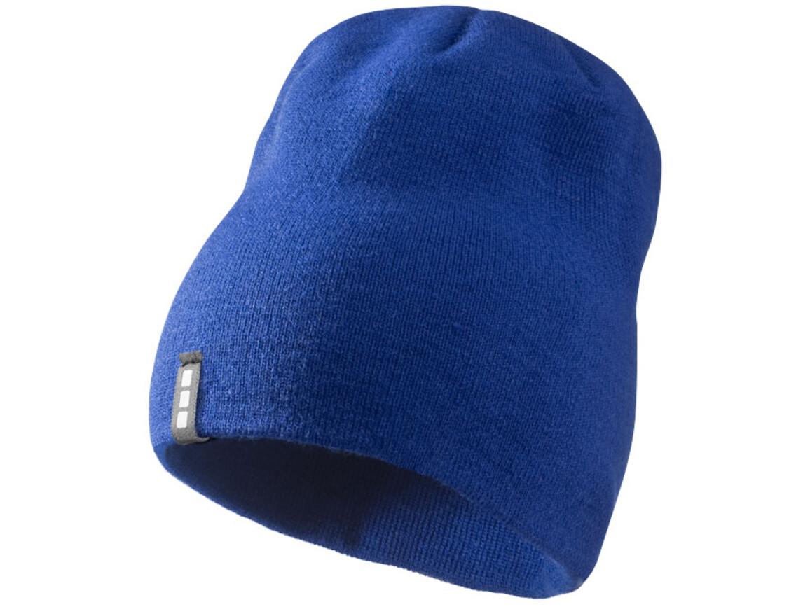 Level Mütze, royalblau bedrucken, Art.-Nr. 11105305