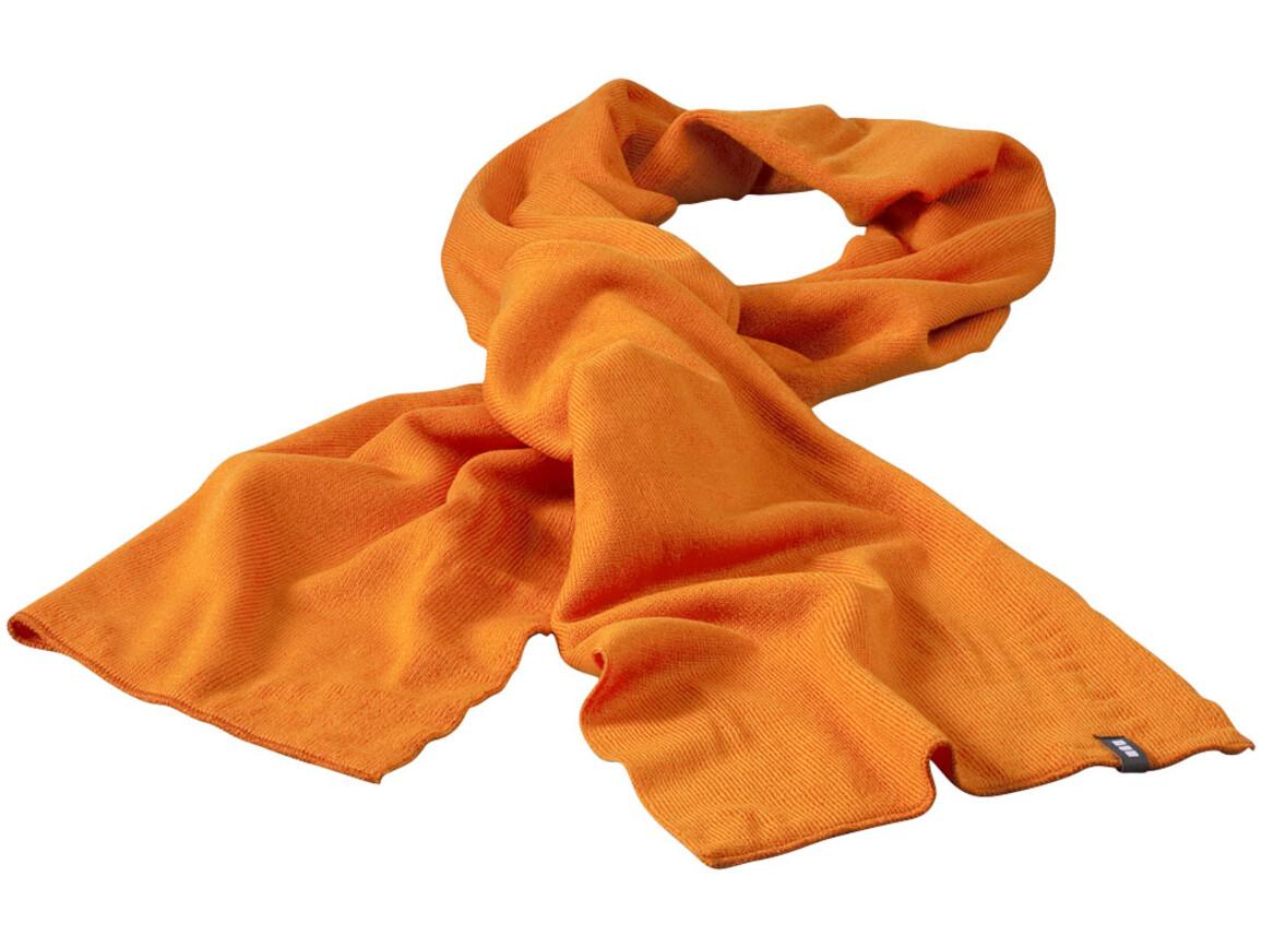 Mark Schal, orange bedrucken, Art.-Nr. 11105404