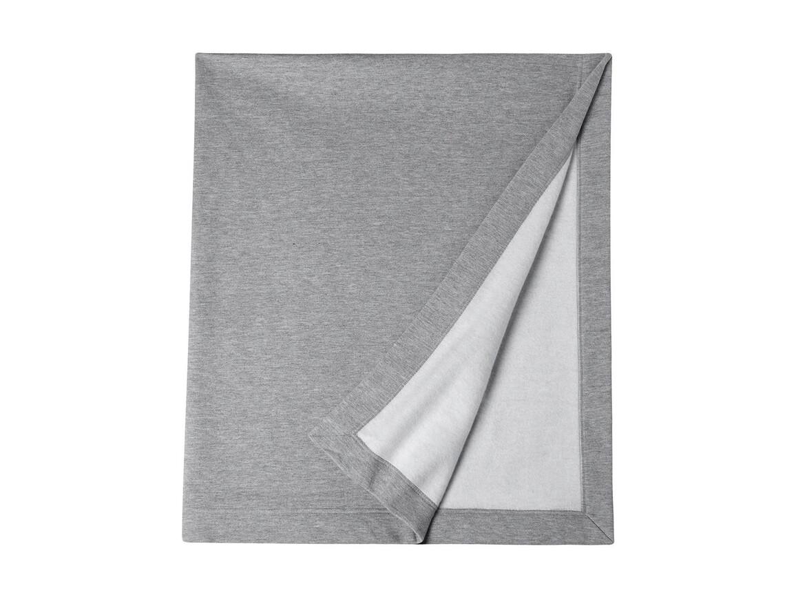 Gildan Gildan DryBlend® Fleece Stadium Blanket, Sport Grey, One Size bedrucken, Art.-Nr. 001091250