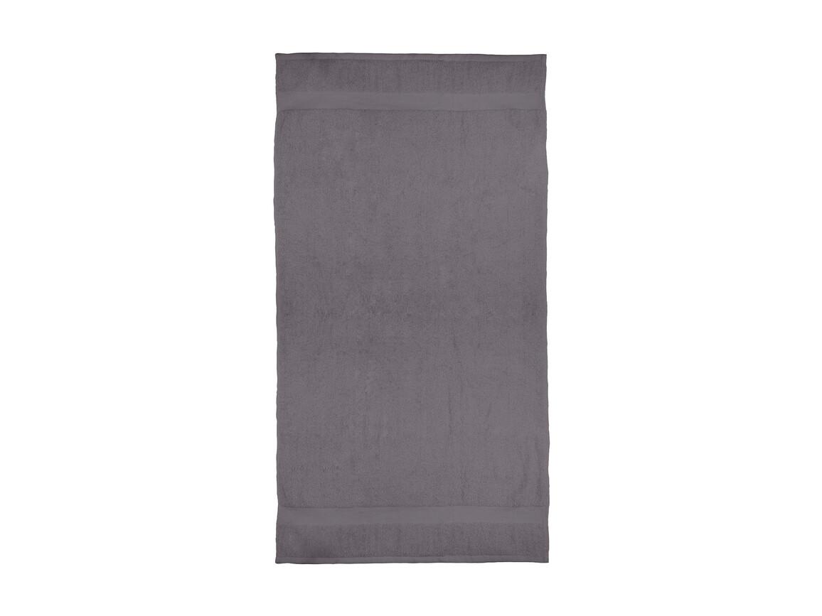 Jassz Towels Seine Bath Towel 70x140cm, Grey, One Size bedrucken, Art.-Nr. 004641210