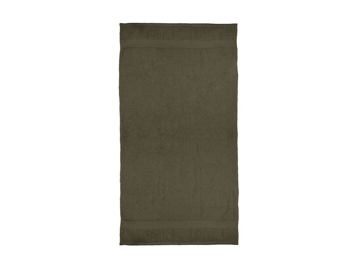 Jassz Towels Seine Bath Towel 70x140cm, Chocolate, One Size bedrucken, Art.-Nr. 004647020