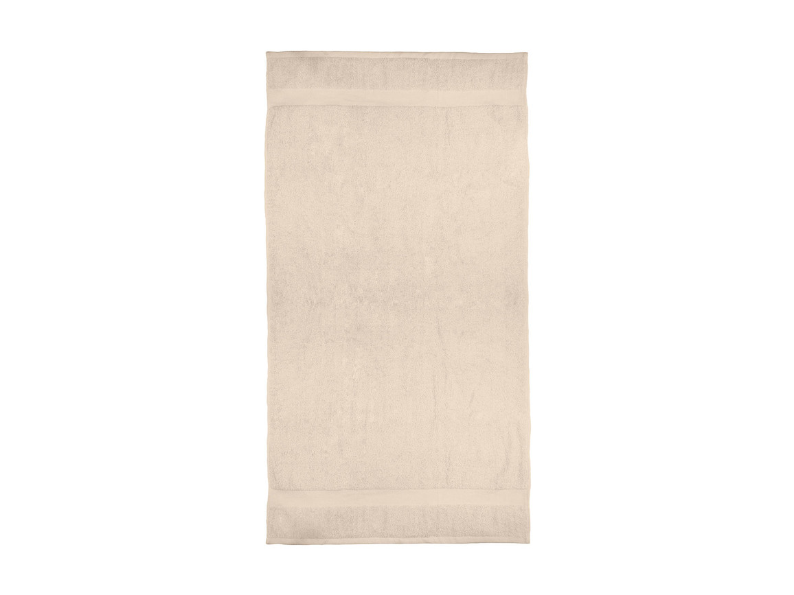 Jassz Towels Seine Bath Towel 70x140cm, Sand, One Size bedrucken, Art.-Nr. 004647410