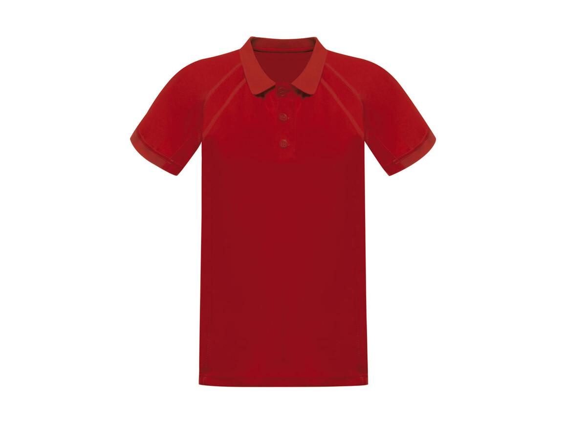 Regatta Coolweave Wicking Polo, Classic Red, 2XL bedrucken, Art.-Nr. 005174017