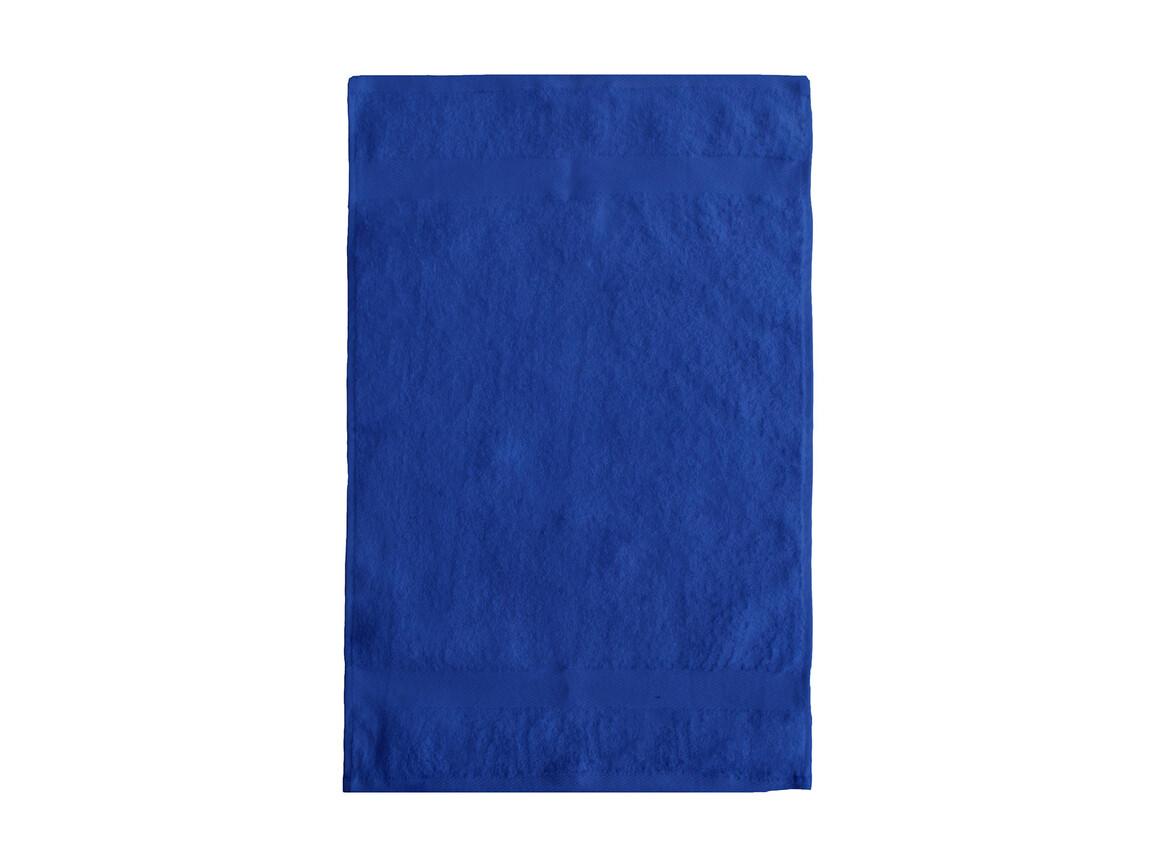 Jassz Towels Seine Guest Towel 40x60 cm, Royal, One Size bedrucken, Art.-Nr. 005643000