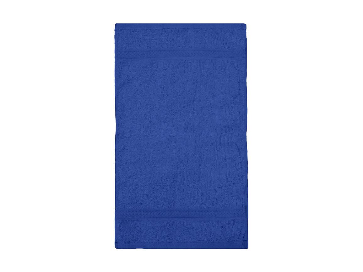 Jassz Towels Rhine Guest Towel 30x50 cm, Royal, One Size bedrucken, Art.-Nr. 009643000