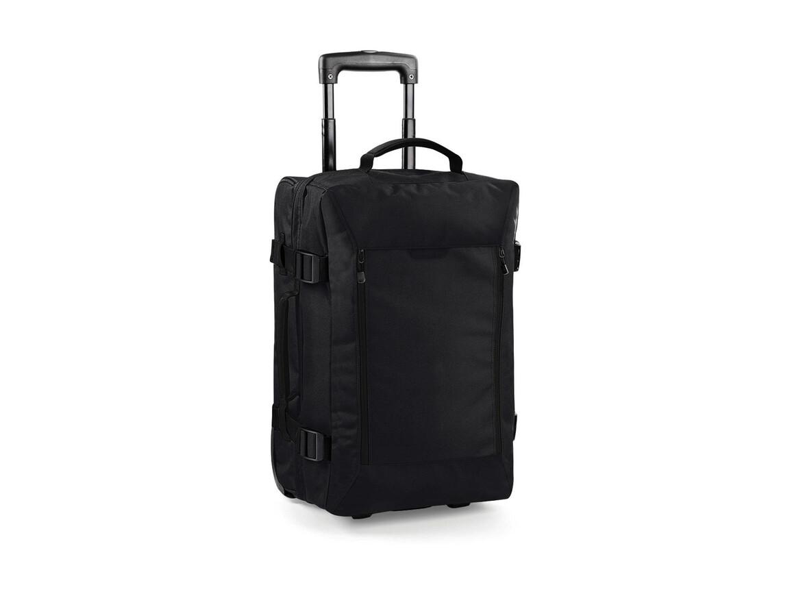 Bag Base Escape Dual Layer Cabin Wheelie, Black, One Size bedrucken, Art.-Nr. 010291010