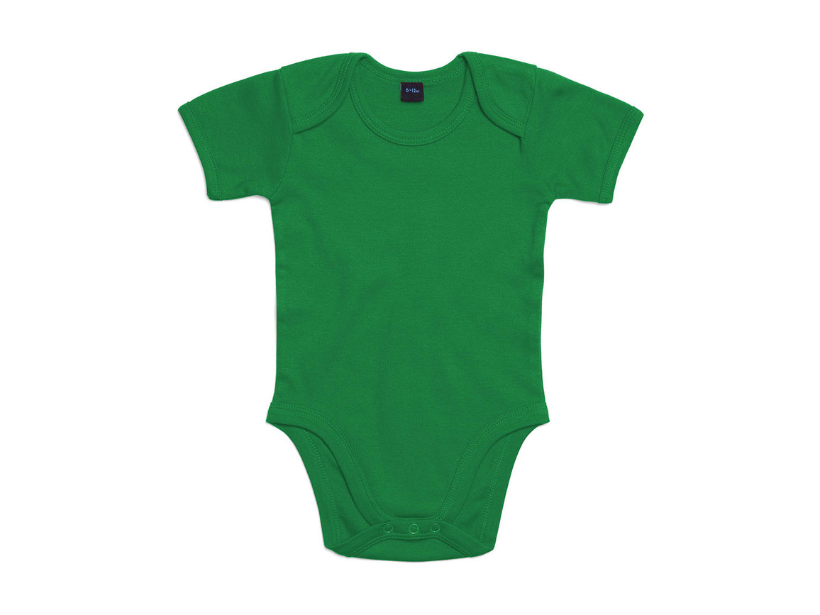 BabyBugz Baby Bodysuit, Kelly Green, 3-6 bedrucken, Art.-Nr. 010475182