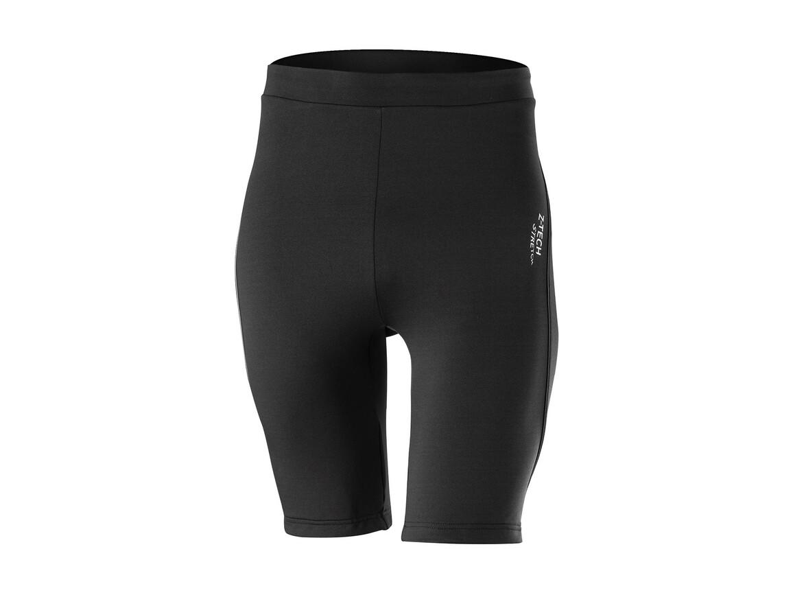 Result Women`s Sprint Training Shorts, Black, L bedrucken, Art.-Nr. 013331015