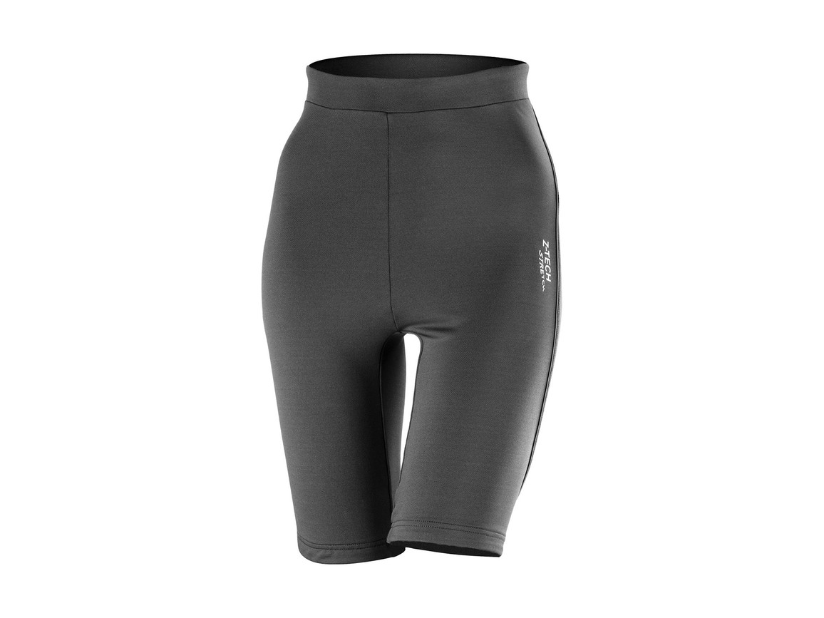 Result Women`s Sprint Training Shorts, Grey, XL bedrucken, Art.-Nr. 013331276