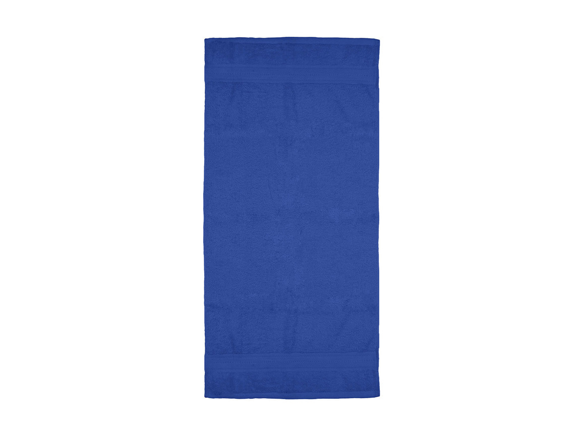 Jassz Towels Rhine Hand Towel 50x100 cm, Royal, One Size bedrucken, Art.-Nr. 015643000
