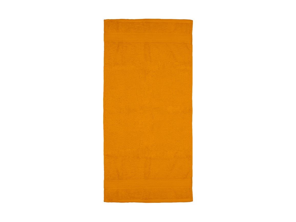 Jassz Towels Rhine Hand Towel 50x100 cm, Orange, One Size bedrucken, Art.-Nr. 015644100