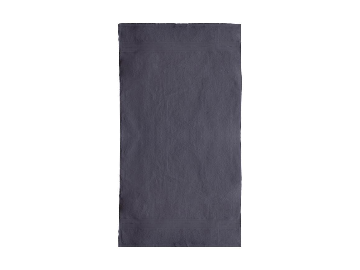Jassz Towels Rhine Bath Towel 70x140 cm, Grey, One Size bedrucken, Art.-Nr. 016641210