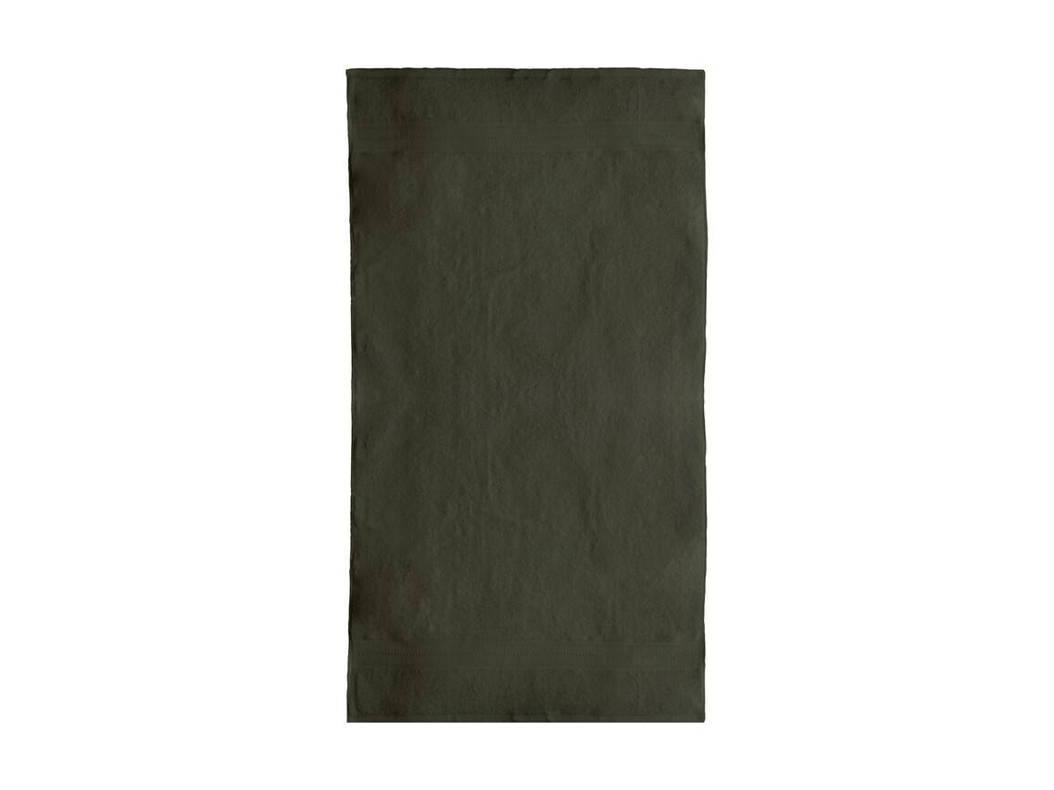 Jassz Towels Rhine Bath Towel 70x140 cm, Chocolate, One Size bedrucken, Art.-Nr. 016647020