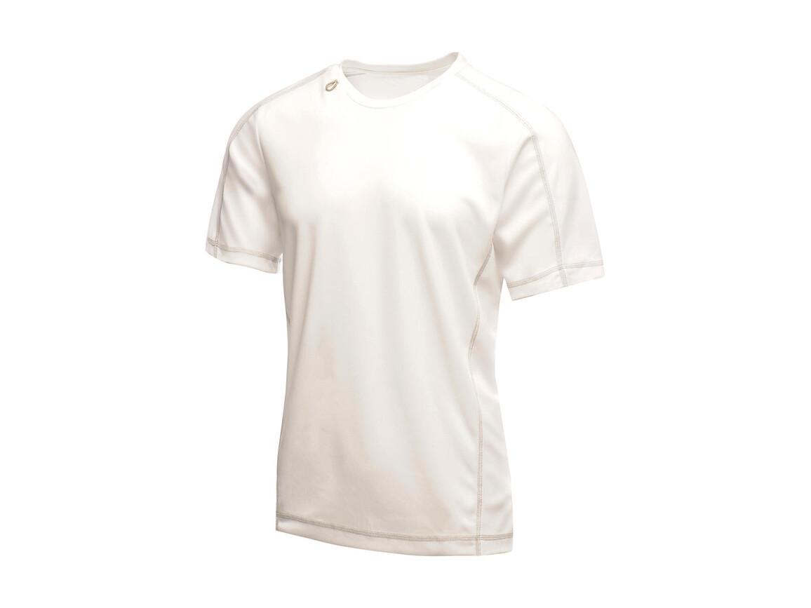 Regatta Beijing T-Shirt, White/White, M bedrucken, Art.-Nr. 020170504