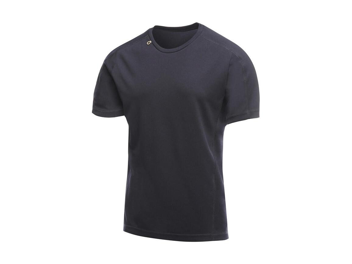 Regatta Beijing T-Shirt, Navy/Navy, L bedrucken, Art.-Nr. 020172565
