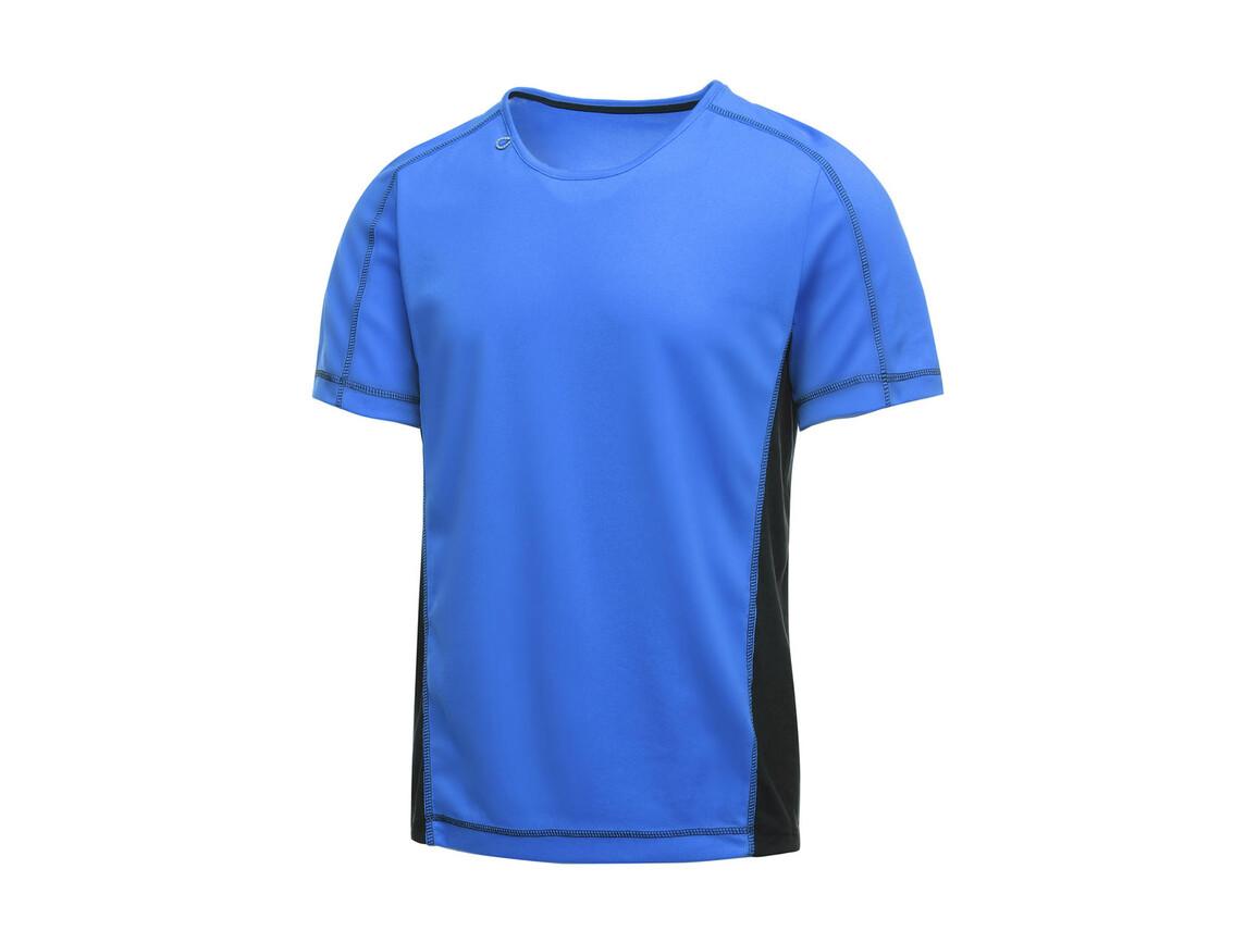Regatta Beijing T-Shirt, Oxford Blue/Navy, M bedrucken, Art.-Nr. 020173524