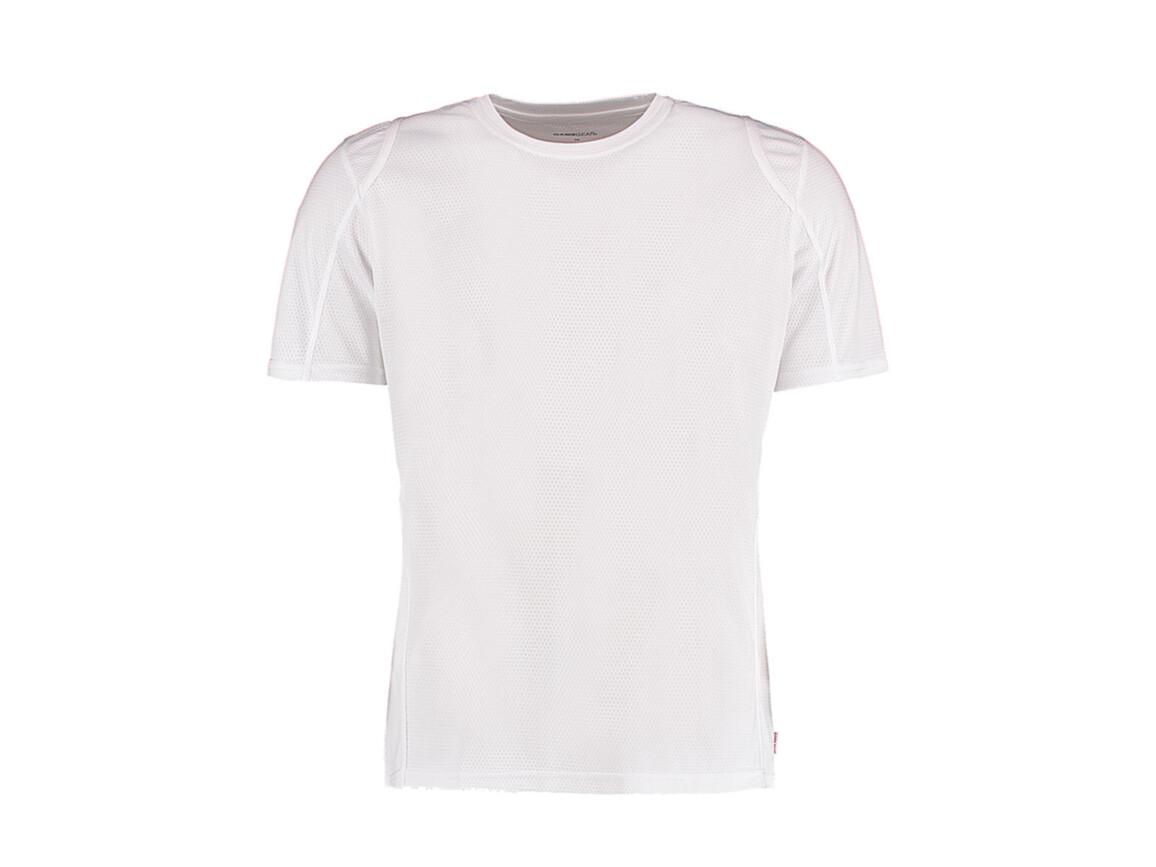 Kustom Kit Regular Fit Cooltex® Contrast Tee, White/White, XL bedrucken, Art.-Nr. 021110506