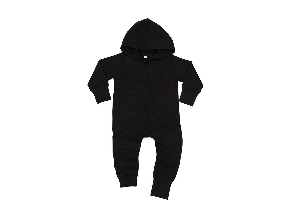 BabyBugz Baby All-in-One, Black, 12-18 bedrucken, Art.-Nr. 025471014