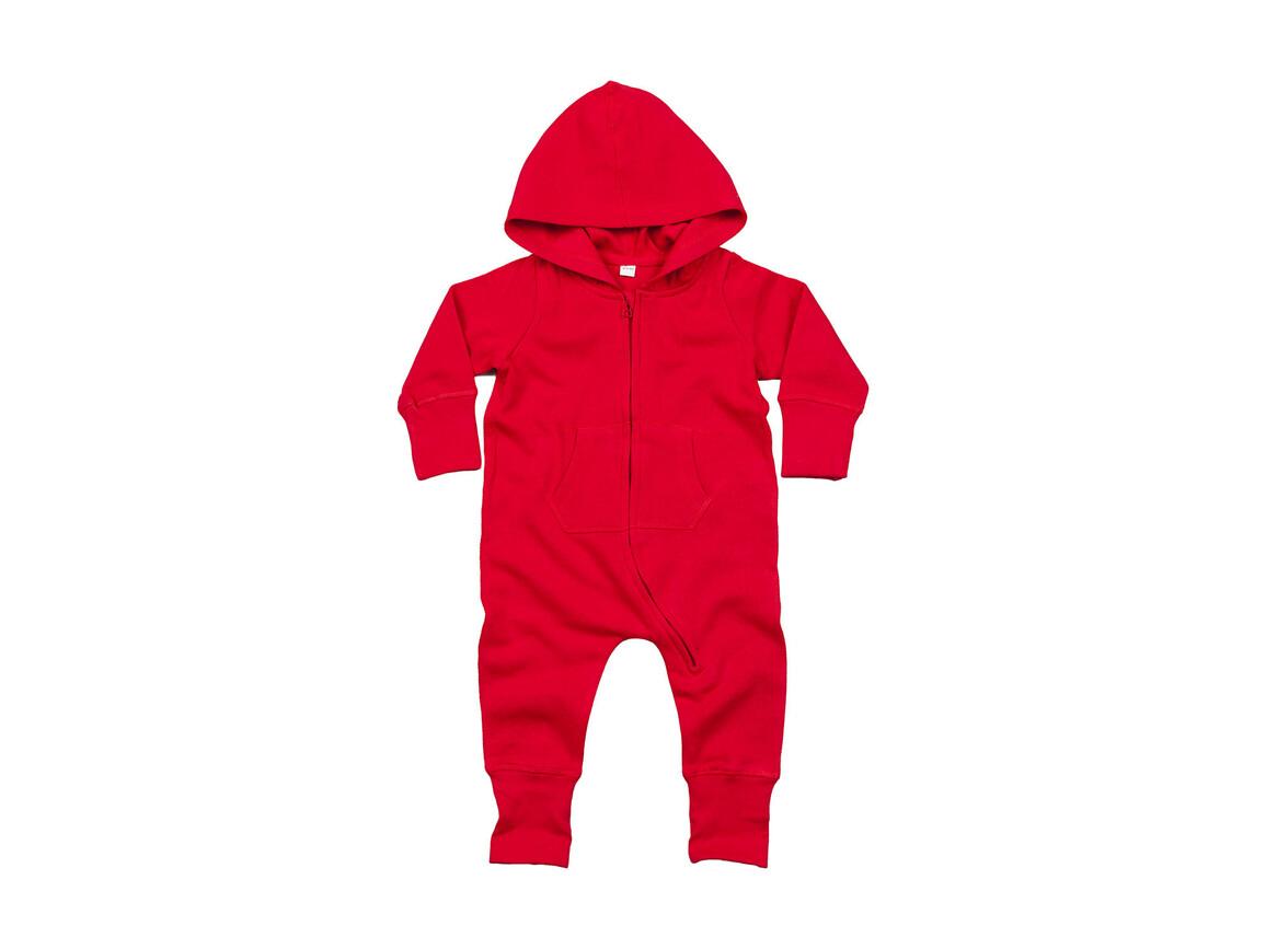 BabyBugz Baby All-in-One, Red, 6-12 bedrucken, Art.-Nr. 025474003