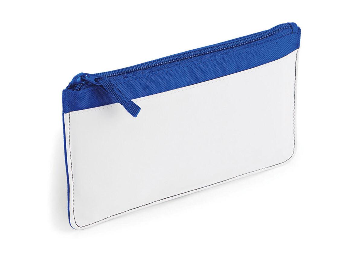 Bag Base Sublimation Pencil Case, Sapphire Blue, One Size bedrucken, Art.-Nr. 026293210