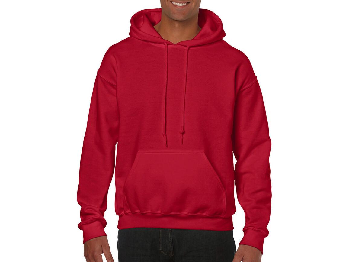 Gildan Heavy Blend™ Hooded Sweat, Red, S bedrucken, Art.-Nr. 290094003