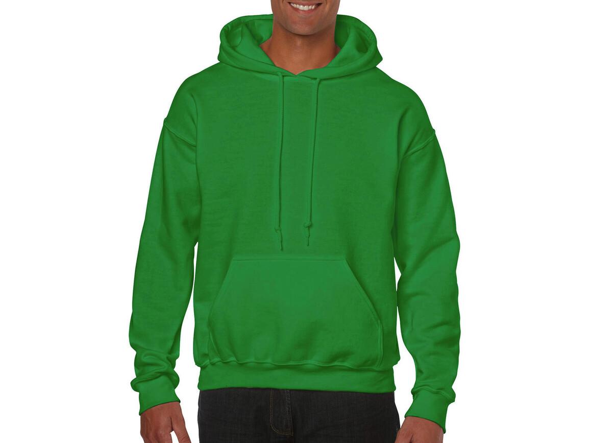 Gildan Heavy Blend™ Hooded Sweat, Irish Green, 2XL bedrucken, Art.-Nr. 290095097