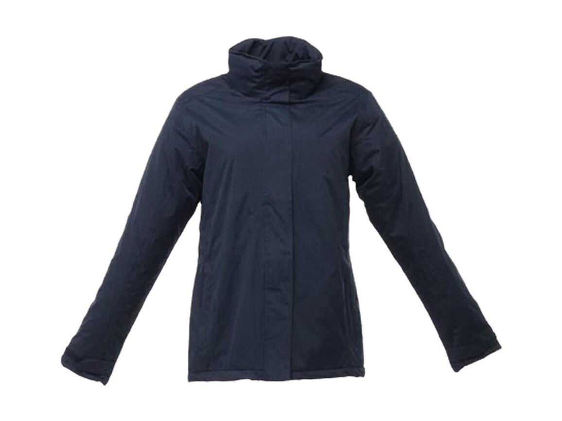 Regatta Ladies` Beauford Insulated Jacket, Navy, 10 (36) bedrucken, Art.-Nr. 404172003