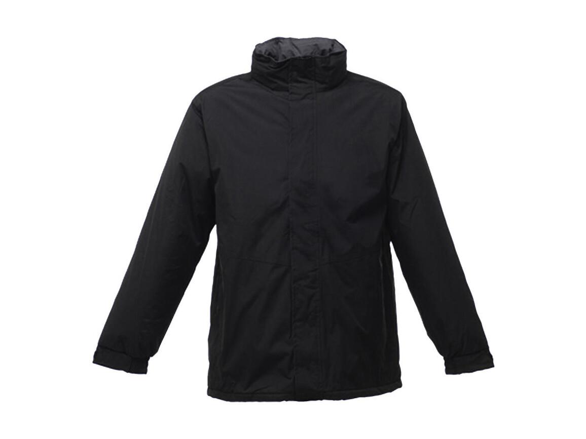 Regatta Beauford Insulated Jacket, Black, 3XL bedrucken, Art.-Nr. 405171018