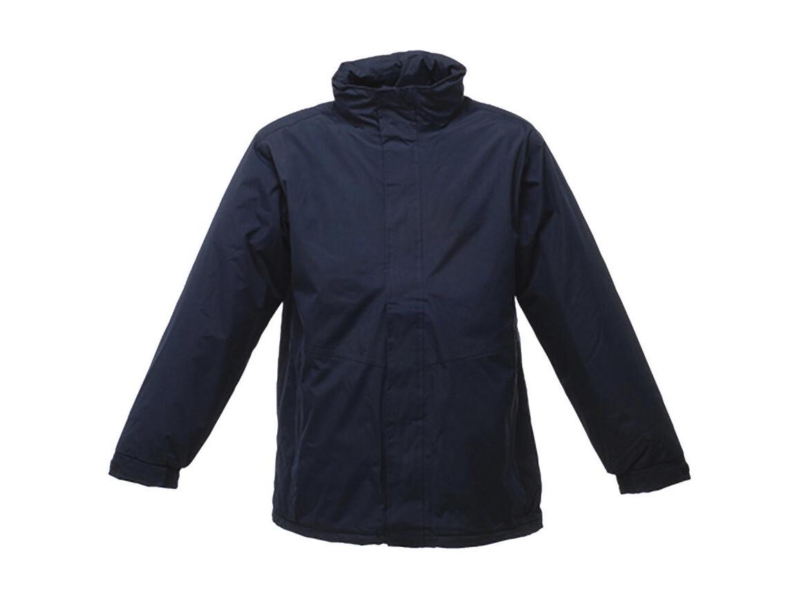 Regatta Beauford Insulated Jacket, Navy, 3XL bedrucken, Art.-Nr. 405172008