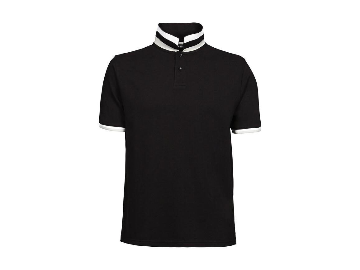 Tee Jays Club Polo, Black, S bedrucken, Art.-Nr. 504541013