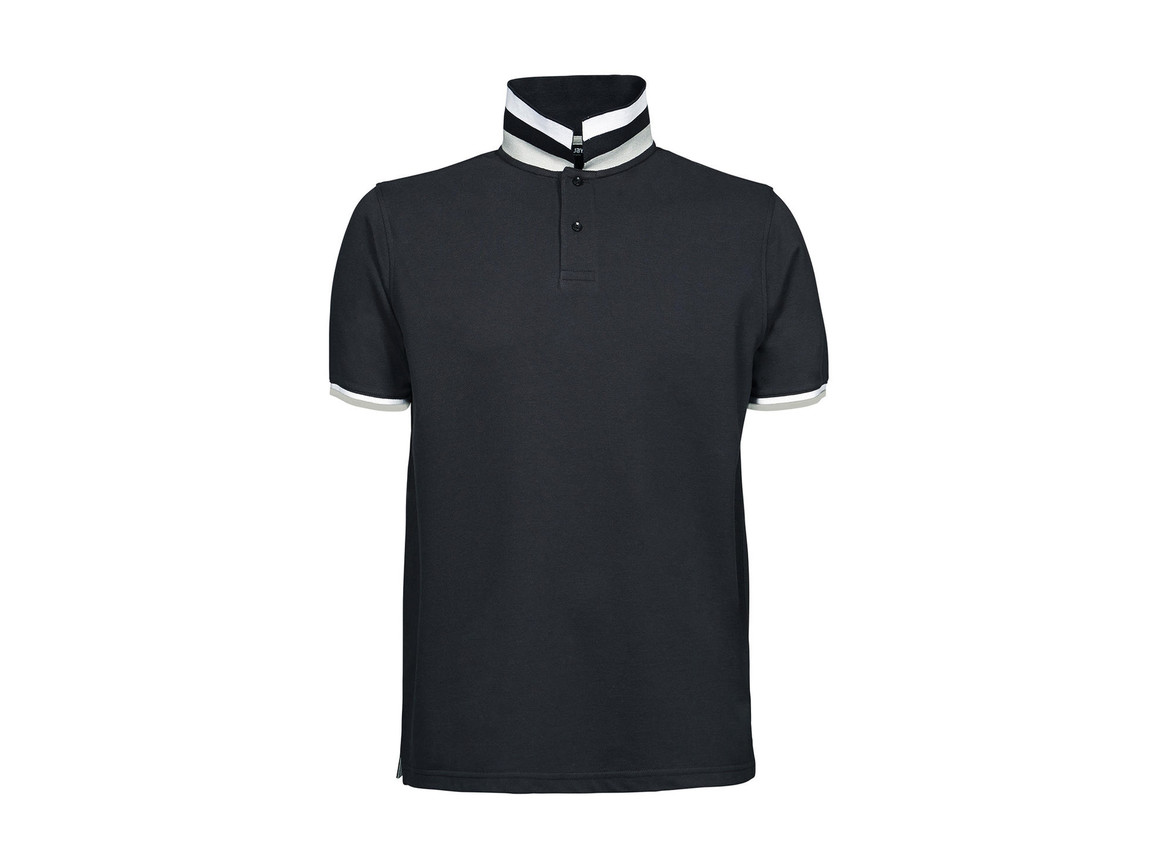 Tee Jays Club Polo, Dark Grey, L bedrucken, Art.-Nr. 504541285