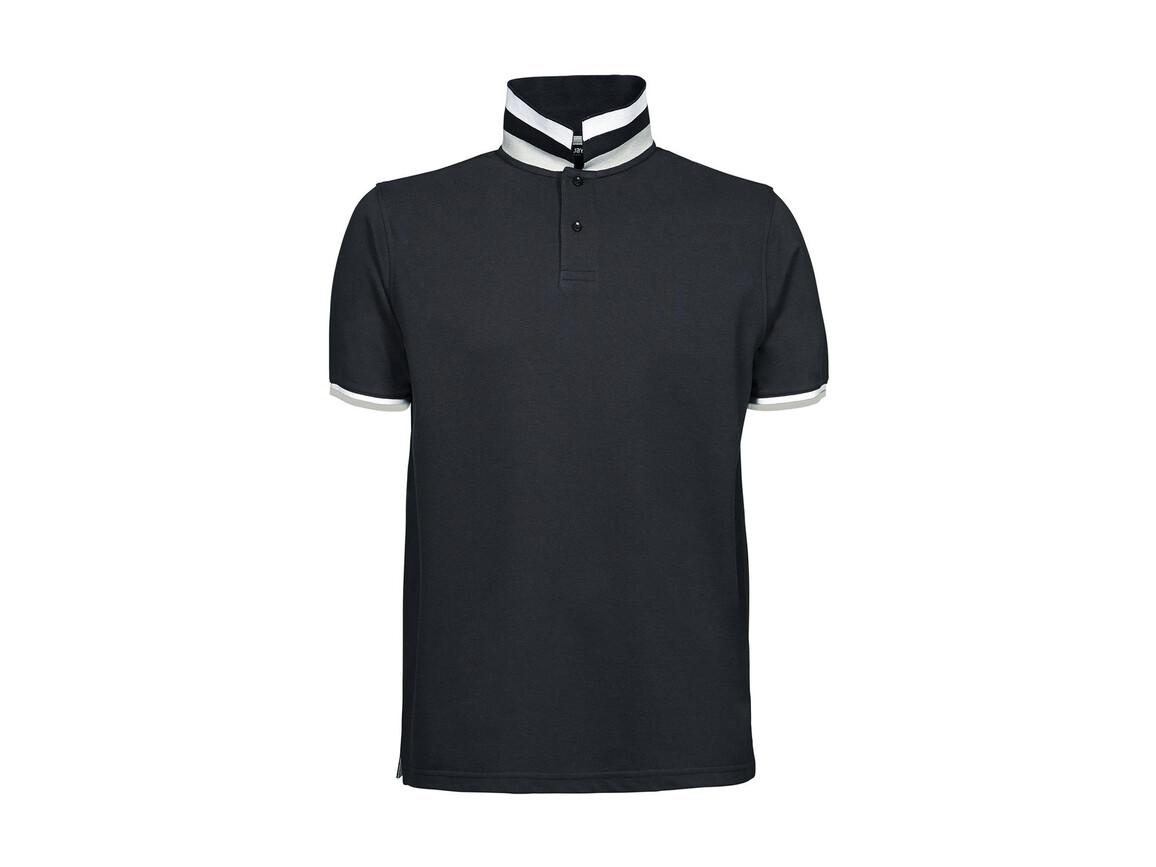 Tee Jays Club Polo, Dark Grey, XL bedrucken, Art.-Nr. 504541286