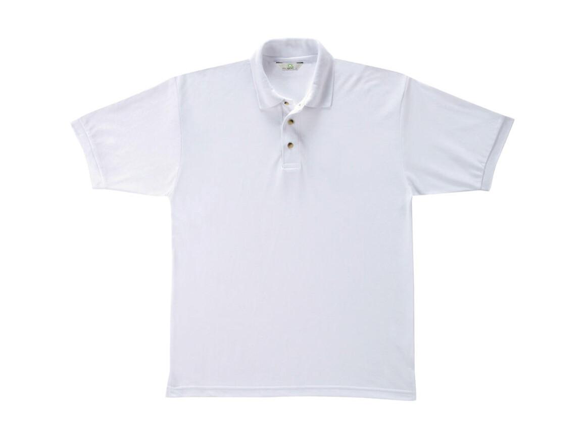 Xpres Subli Piqué Polo Adults, White, L bedrucken, Art.-Nr. 509100005