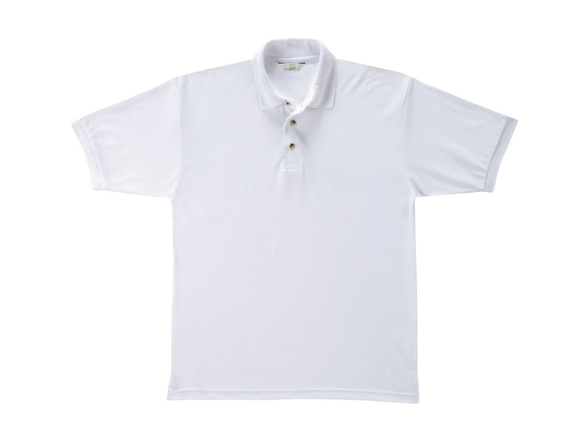 Xpres Subli Piqué Polo Adults, White, M bedrucken, Art.-Nr. 509100004