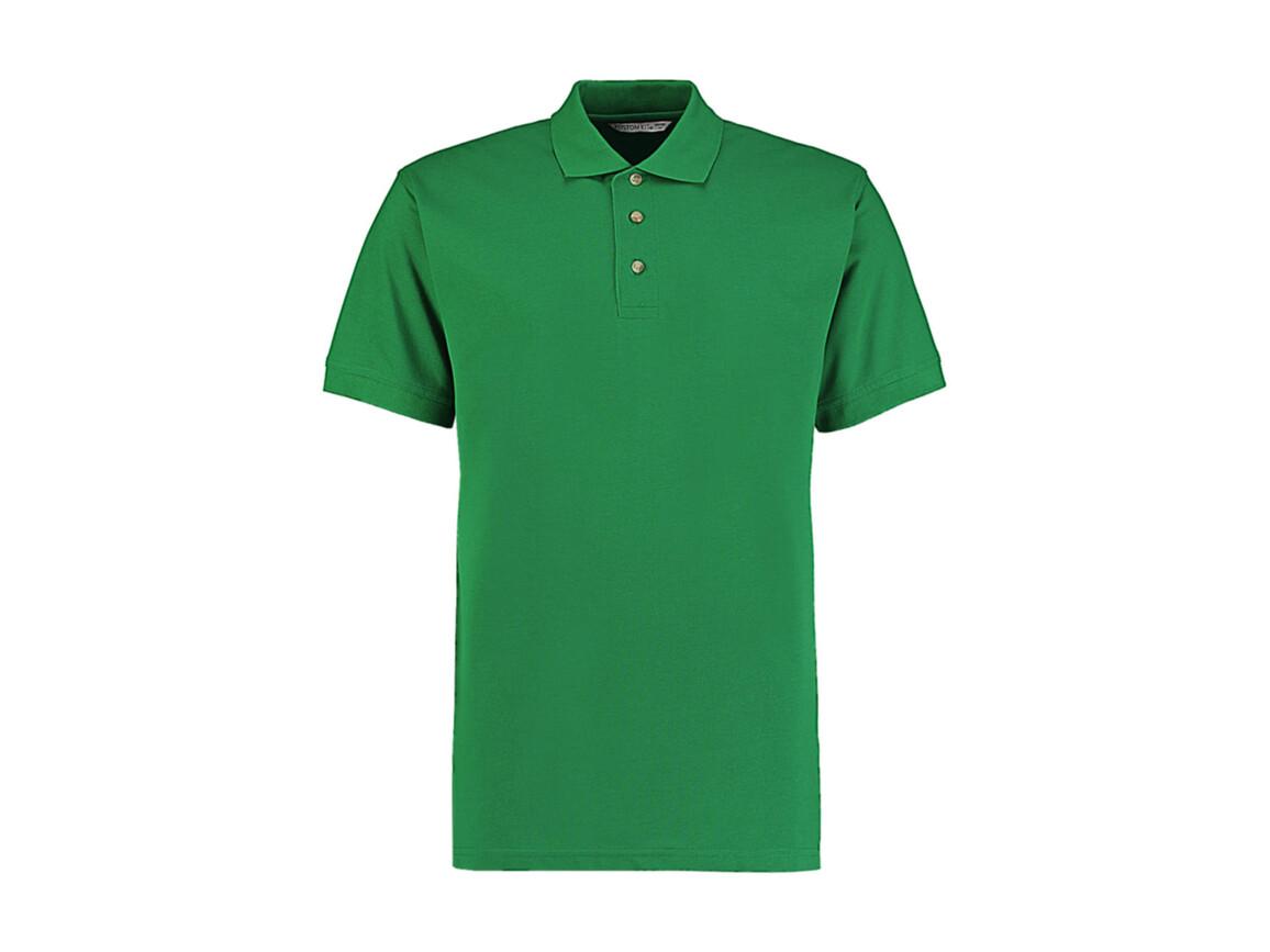 Kustom Kit Classic Fit Workwear Polo Superwash® 60º, Irish Green, XL bedrucken, Art.-Nr. 539115096