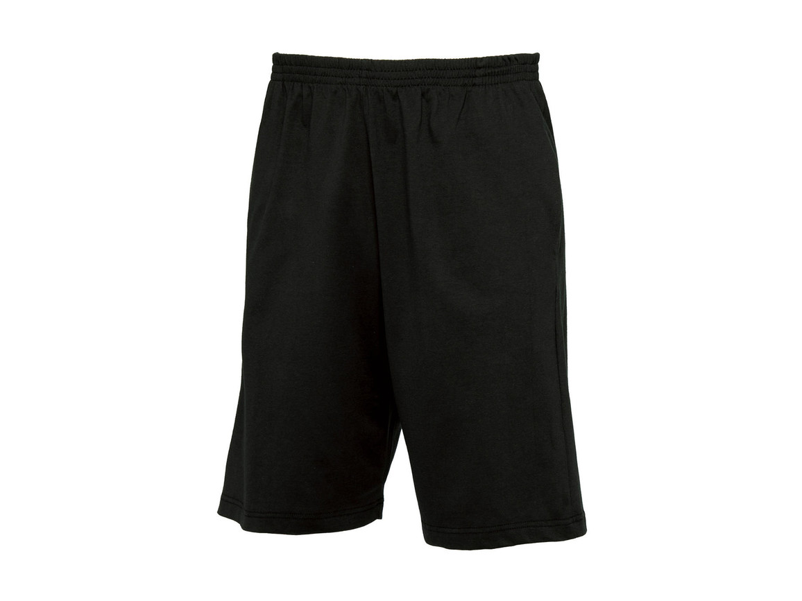 B & C Shorts Move, Black, L bedrucken, Art.-Nr. 984421015