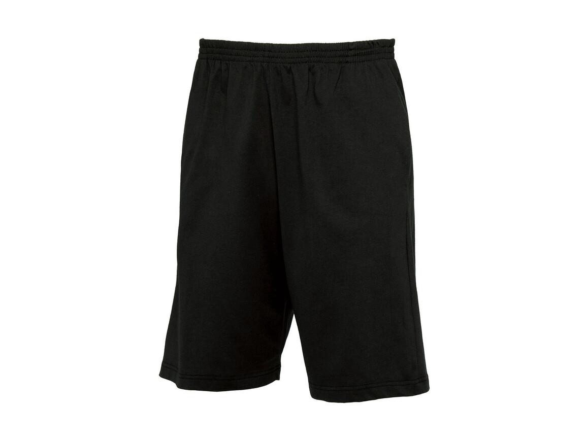 B & C Shorts Move, Black, M bedrucken, Art.-Nr. 984421014