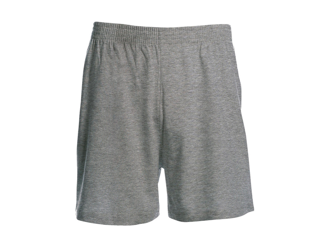 B & C Shorts Move, Sport Grey, 2XL bedrucken, Art.-Nr. 984421257