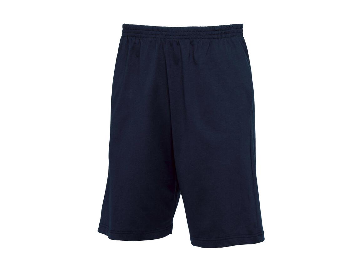 B & C Shorts Move, Navy, 2XL bedrucken, Art.-Nr. 984422007
