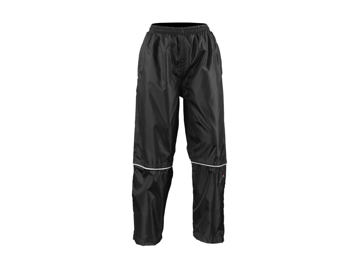 Result Waterproof 2000 Pro-Coach Trouser, Black, L/XL bedrucken, Art.-Nr. 996331015
