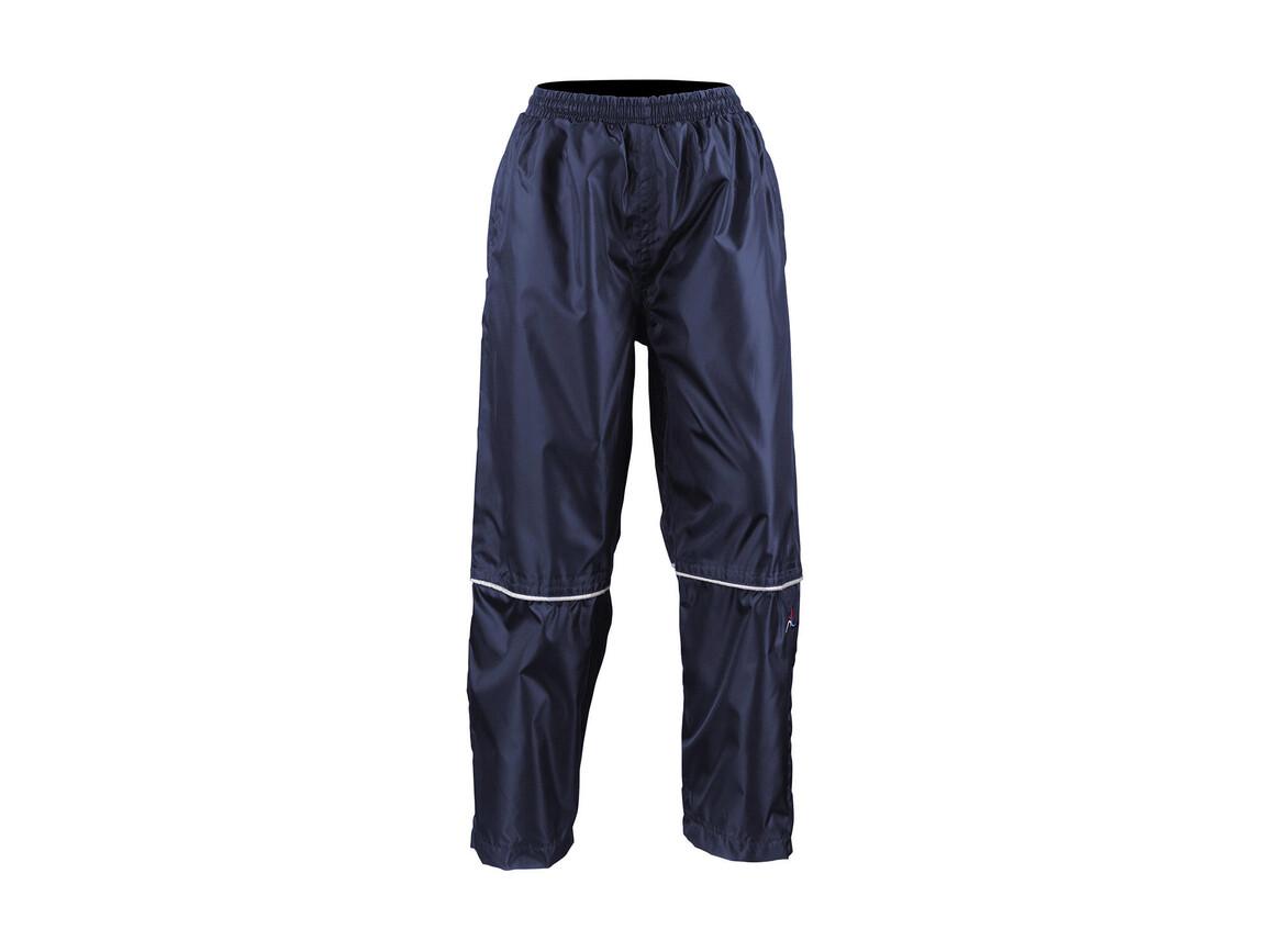 Result Waterproof 2000 Pro-Coach Trouser, Navy, S/M bedrucken, Art.-Nr. 996332003