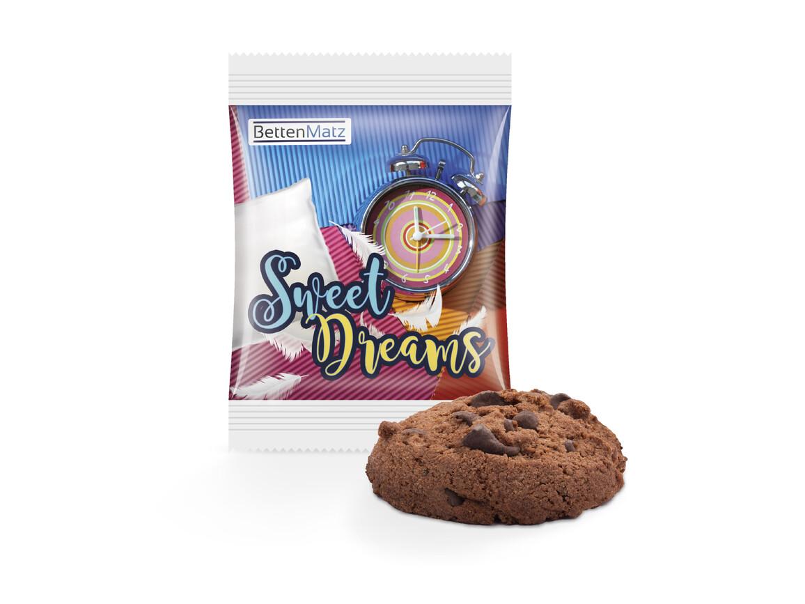 Schokoladen Cookie, kompostierbare Folie bedrucken, Art.-Nr. 1146.00001