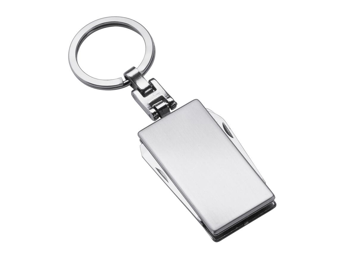 Werkzeugset mit Schlüsselanhänger REFLECTS-MILAN bedrucken, Art.-Nr. 50719