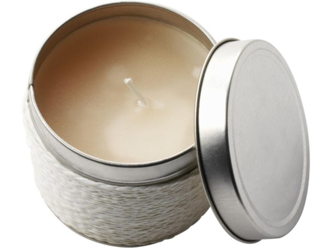 Duftkerzen 'Glow' – Weiß bedrucken, Art.-Nr. 002999999_1361