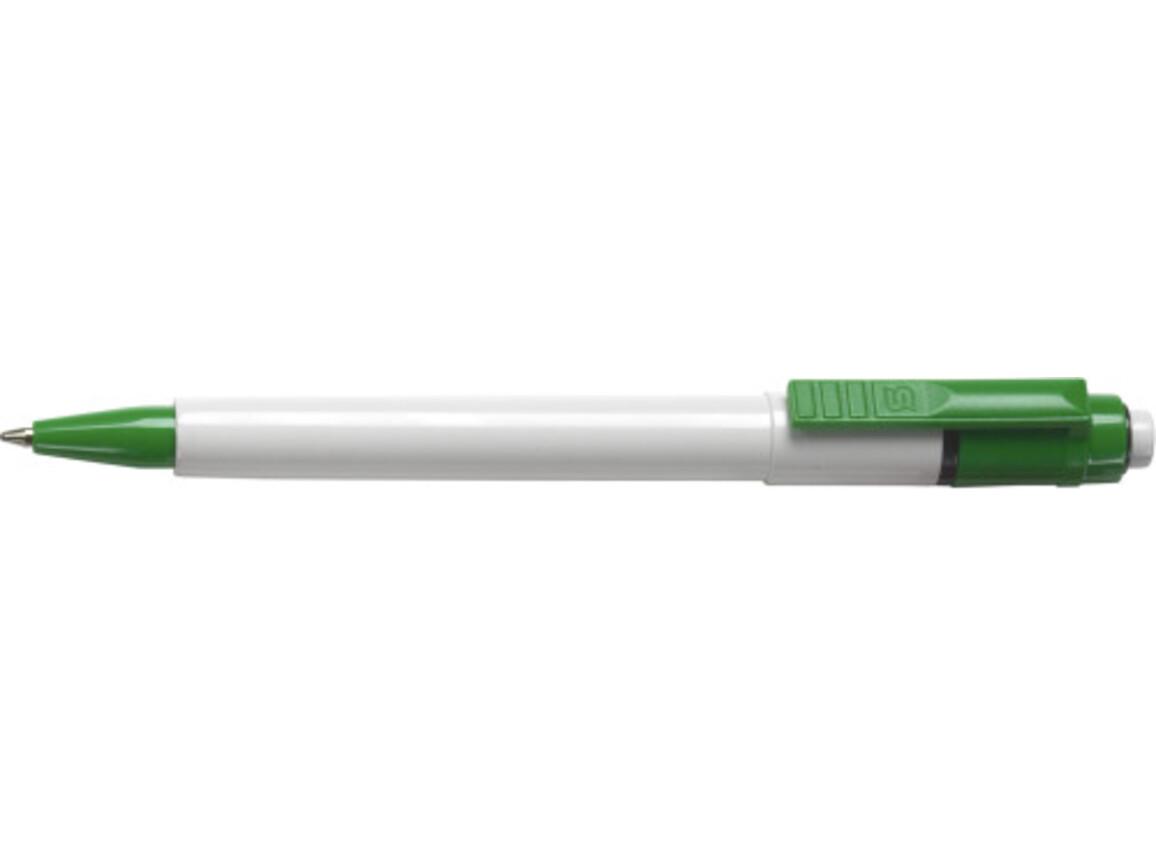 Stilolinea Kugelschreiber 'Jumbo Color Baron' – Grün bedrucken, Art.-Nr. 004999999_2250