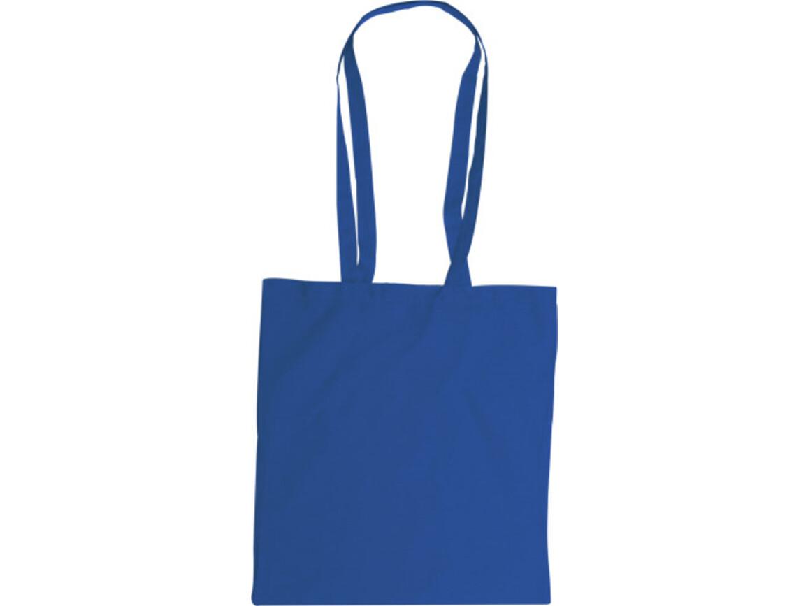 Baumwolltasche  'Color-Line' – Kobaltblau bedrucken, Art.-Nr. 023999999_2314