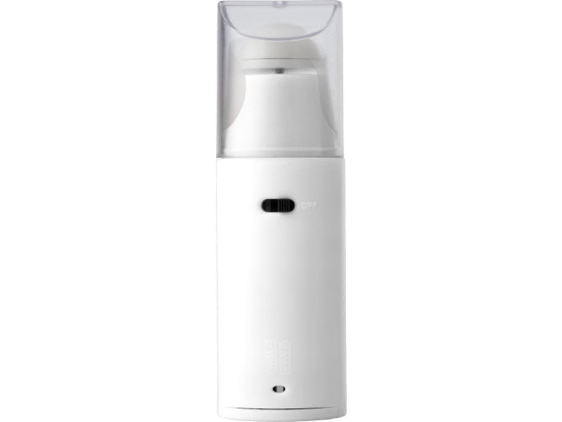 Handventilator 'Storm' aus Kunststoff – Weiß bedrucken, Art.-Nr. 002999999_3322