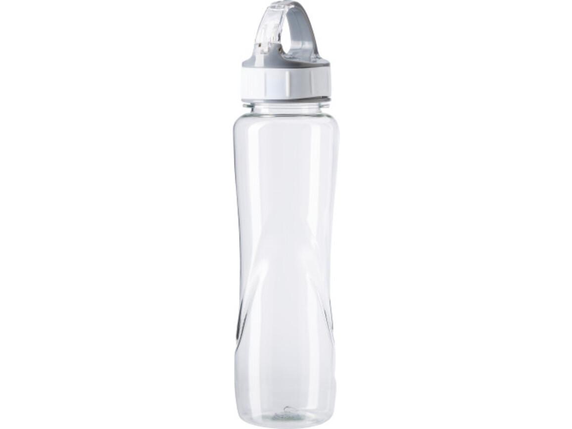 Trinkflasche ''Dynamik' aus Kunststoff – Neutral bedrucken, Art.-Nr. 021999999_4293