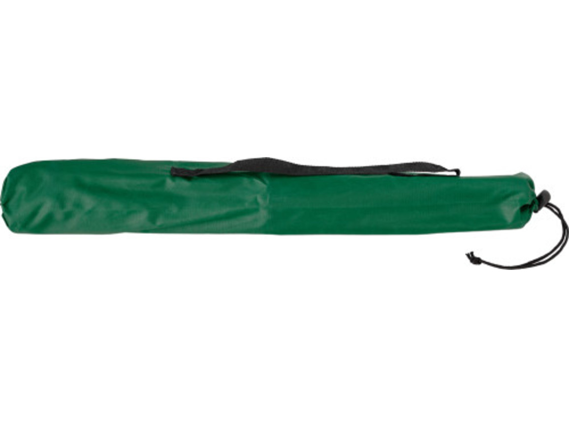 Campingstuhl 'Playa' aus Polyester – Grün bedrucken, Art.-Nr. 004999999_5411