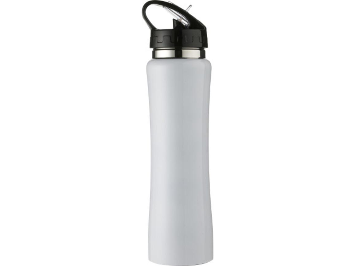 Trinkflasche 'Austin' aus Edelstahl – Weiß bedrucken, Art.-Nr. 002999999_6535